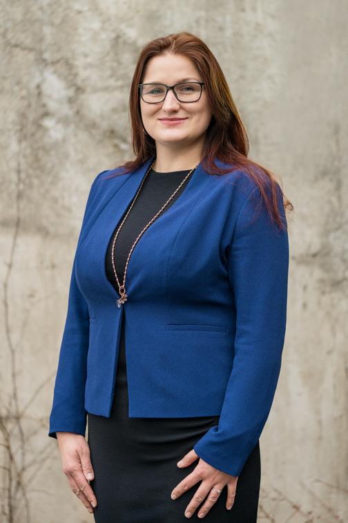 Mgr. Ing. GABRIELA HANÁKOVÁ, MBA